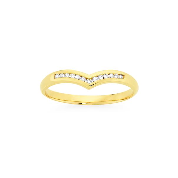 9ct Gold Diamond