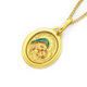 9ct Gold Mother & Child Pendant