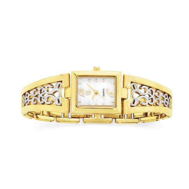 G Ladies Two Tone Watch