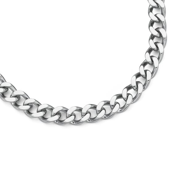 Stainless Steel 55cm Curb Chain