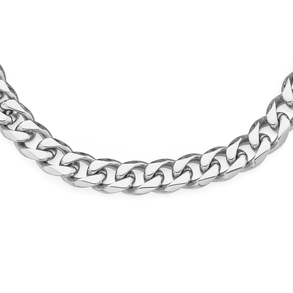 Steel 55cm Large Curb Chain